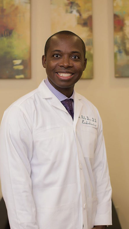 Dr. Rolin Desir