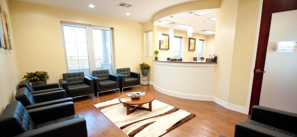 McDonough Endodontic Center Lobby
