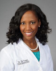 Dr. Candace De Veaux